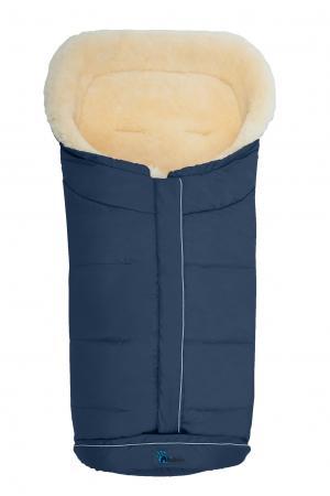 Зимний конверт Altabebe Lambskin Classic Footmuff (MT2203-LP/navy blue 62) конверт детский altabebe altabebe конверт в коляску зимний lambskin bugaboo footmuff черный