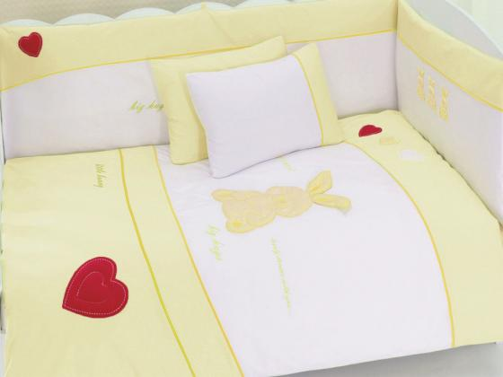 Комплект из 4-ти предметов серии My Little Rabbit (ecru) kidboo kidboo халат little farmer махровый бело розовый