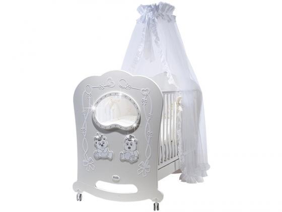 Постельный сет 5 предметов Feretti Majesty (bianco) амлодипин таб 10мг 30
