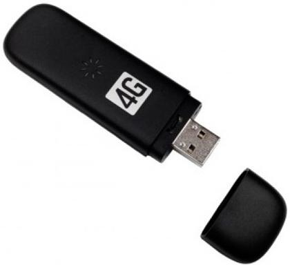 все цены на Модем 4G ZTE MF823D USB внешний черный онлайн