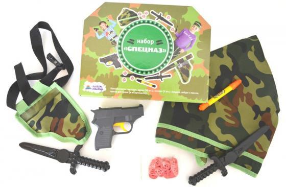 Игровой набор ПЛЕЙДОРАДО Спецназ 22165 игровой набор big motors мой город для мальчиков