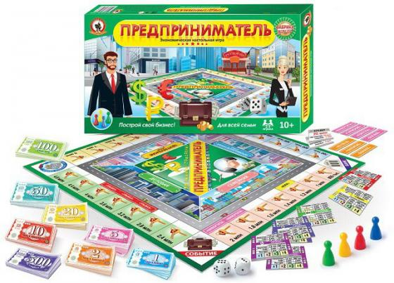 Настольная игра для вечеринки Русский Стиль Предприниматель 3498 настольные игры русский стиль игра настольная супер класс