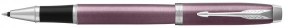 Ручка-роллер Parker IM Core T321 Light Purple CT черный F 1931635 parker im core t321 black gt f черный