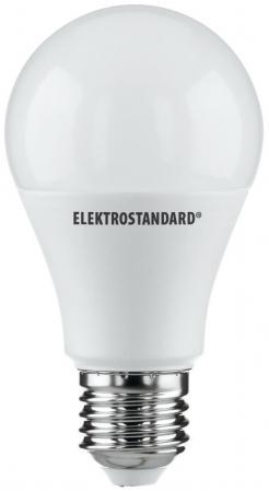 Лампа светодиодная E27 15W 6500K груша матовая 4690389085833 цена и фото