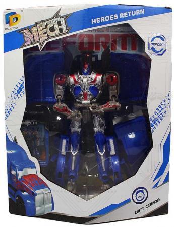Робот-трансформер Shantou Gepai Mech - Heroes Return с аксессуарами в ассортименте D622-E272 heroes