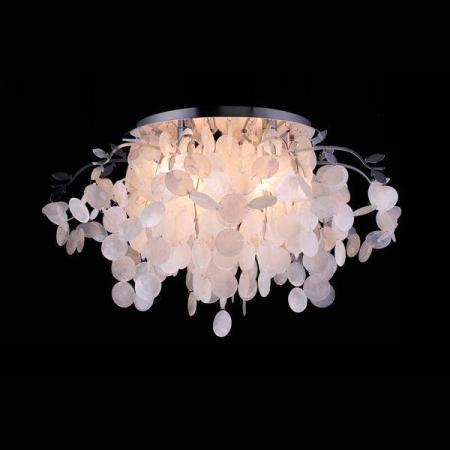 Потолочный светильник Eurosvet 60020/6 хром/перламутр juju lubricant съедобный 50мл со вкусом клубники