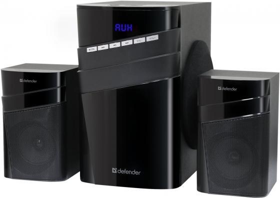 Колонки DEFENDER X400 40 Вт черный колонки defender soundway red 2 вт портативная