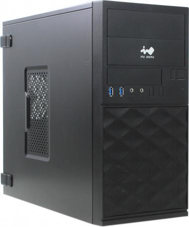 Корпус microATX InWin EFS057 500 Вт чёрный EFS057RB-S500HQ70 цена и фото