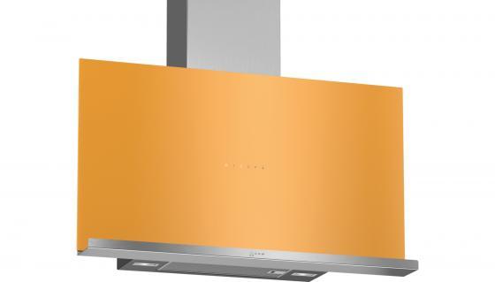 Вытяжка каминная NEFF D95FRM1H0 оранжевый вытяжка встраиваемая neff d46ed52x0 серебристый
