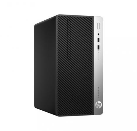 Системный блок HP ProDesk 400 G4 MT i5-6500 3.2GHz 8Gb 1Tb HD530 DVD-RW Win7Pro Win10Pro клавиатура мышь серебристо-черный 1HL03EA системный блок dell optiplex 3050 i5 6500 3 2ghz 8gb 256gb ssd hd530 dvd rw win10pro клавиатура мышь черный 3050 2523