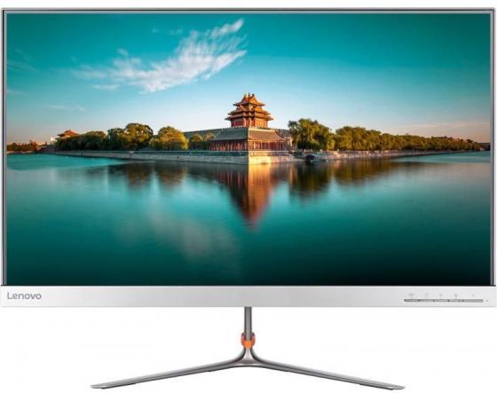 Монитор 27 Lenovo L27q-10 серебристый IPS 2560x1440 350 cd/m^2 4 ms HDMI DisplayPort Аудио 65CEGAC1EU