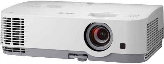 Проектор NEC ME361W 1280x800 3600 люмен 6000:1 белый проектор nec v302h v302h