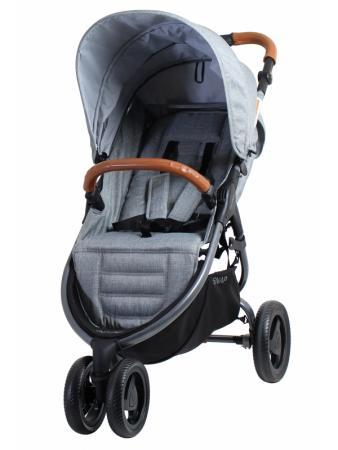 Прогулочная коляска Valco Baby Snap Trend (grey marle) прогулочная коляска baby care shopper grey