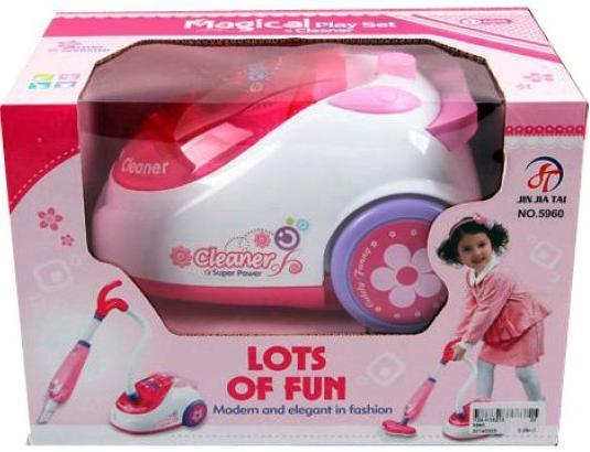 """Пылесос Shantou Gepai """"Fun Toy"""" со звуком и светом 5960"""