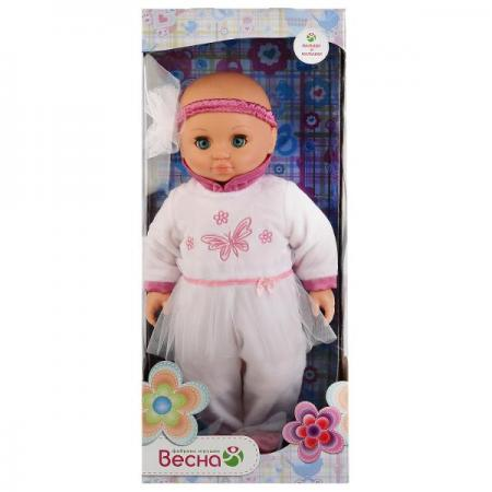 Пупс ВЕСНА 4690213053120 42 см  В2993 кукла весна 35 см