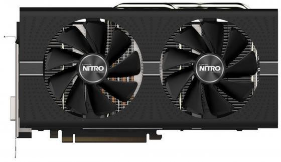 Видеокарта 4096Mb Sapphire RX 570 NITRO+ PCI-E DVI HDMI DP 11266-14-20G Retail цена и фото
