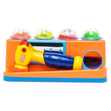 Развивающая игрушка Shantou Gepai Веселый молоточек 599 развивающая игрушка stellar веселый молоточек цвет зеленый желтый голубой