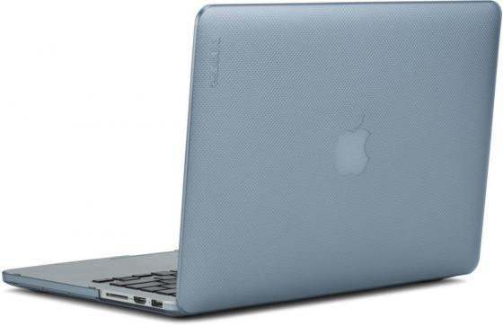 "цена на Чехол для ноутбука MacBook Pro 13"" Incase Hardshell Dots пластик синий INMB200260-CBL"