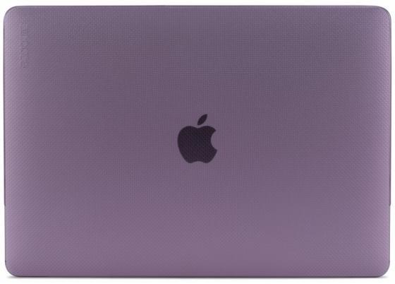 Чехол для ноутбука MacBook Pro 13 Incase Hardshell Dots пластик фиолетовый