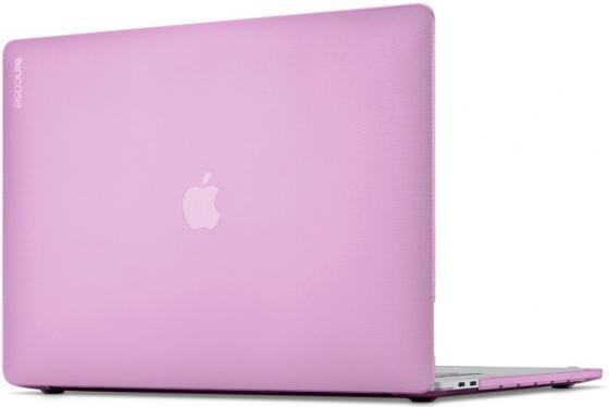 Чехол для ноутбука MacBook Pro 15 Incase Hardshell Dots пластик лиловый INMB200261-MOD чехол для ноутбука macbook pro 13 incase hardshell dots пластик синий inmb200259 cbl