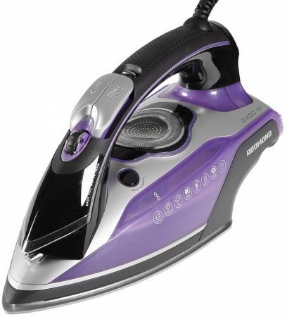 Утюг Redmond RI-C218 2400Вт фиолетовый чёрный утюги redmond утюг redmond ri c218