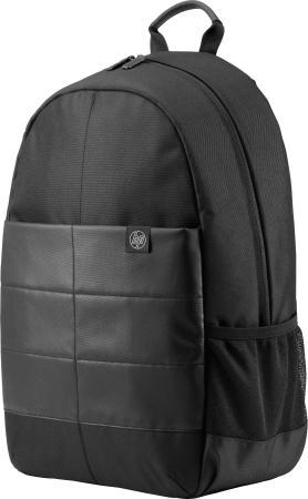"""Рюкзак для ноутбука 15.6"""" HP Classic 1FK05AA полиэстер черный цена и фото"""