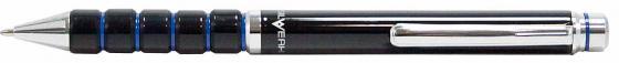 Шариковая ручка поворотная Silwerhof Unikum 025064