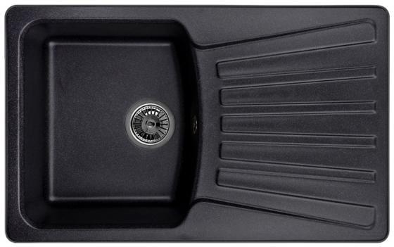 Мойка Weissgauff CLASSIC 800 Eco Granit черный  цена и фото