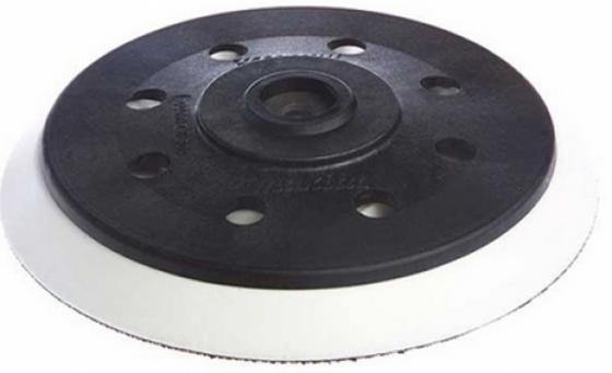 Тарелка опорная Makita 150мм мягкая A-87812 тарелка опорная bosch 150мм мягкая для gex 2 608 601 115