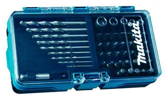 Набор бит и сверел Makita B-28628 48шт набор бит и сверел bosch x line titanium 2607019329