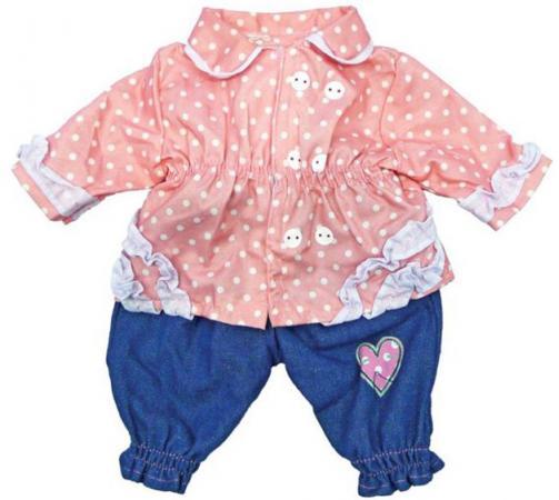 Одежда для кукол Mary Poppins Кофточка и штанишки 38-43см 452029 mary poppins одежда для кукол кофточка и штанишки 452077