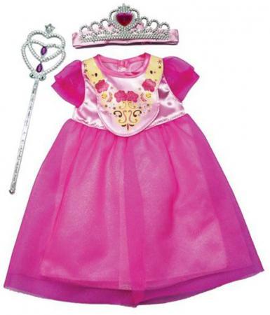 Одежда для кукол Mary Poppins Платье с аксессуарами 38-43см 452068 цена
