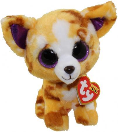 Мягкая игрушка щенок TY Pablo 15 см разноцветный плюш  37171 orange 7654 15 мягкая игрушка щенок рекс 15 см