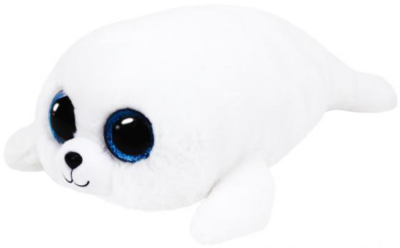 Мягкая игрушка TY Белый тюлень 15 см искусственный мех текстиль 36164 мягкая игрушка медвежонок 33 см classic ty inc