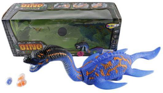 Интерактивная игрушка Shantou Gepai Динозавр NY013-A от 4 лет разноцветный интерактивная игрушка shantou gepai