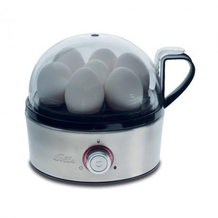 Яйцеварка Solis Egg Boiler & More 400 Вт серебристый 977.87 кофемолка solis scala coffee grinder 100 вт серебристый