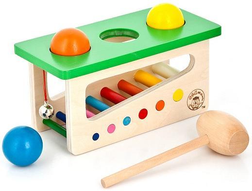 Развивающая игрушка Mapacha Забей шарик 76614 набор развивающий для ребенка mapacha забей шарик
