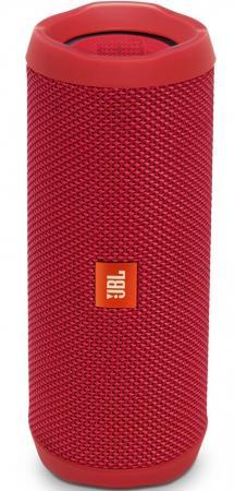 Акустическая система JBL Flip 4 красный JBLFLIP4RED акустическая система jbl flip 4 серый jblflip4gry
