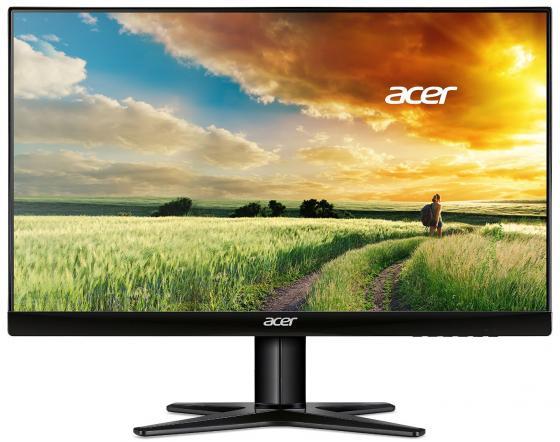 Монитор Acer G247HYL bidx черный AH-IPS 1920x1080 250 cd/m^2 4 ms DVI HDMI VGA монитор 25 asus mx259h черный ah ips 1920x1080 250 cd m^2 5 ms dvi hdmi аудио 90lm0190 b01670