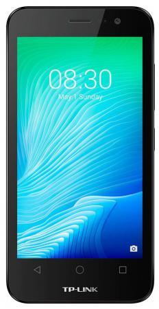 Фото Смартфон Neffos Y50 серый 4.5 8 Гб LTE Wi-Fi GPS 3G смартфон jinga start серый 5 8 гб wi fi gps 3g