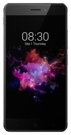 Смартфон Neffos X1 серый 5 32 Гб LTE Wi-Fi GPS 3G TP902A26RU смартфон meizu m5 note серебристый 5 5 32 гб lte wi fi gps 3g