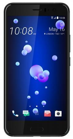 Смартфон HTC U Play черный 5.2 32 Гб NFC LTE Wi-Fi GPS 3G 99HALV044-00 смартфон htc 10 lifestyle золотистый 5 2 32 гб nfc lte wi fi gps 3g 99hajn037 00