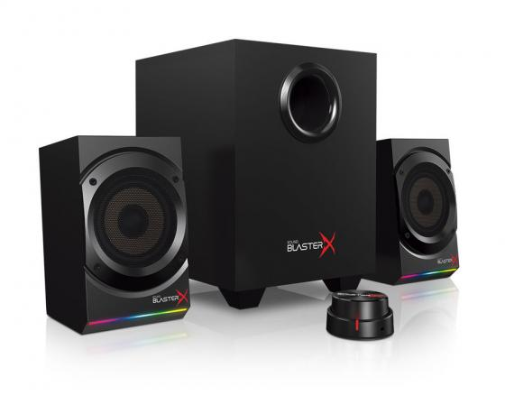 Колонки Creative Sound BlasterX Kratos S5 60Вт черный колонки creative inspire t6300 51mf4115aa000