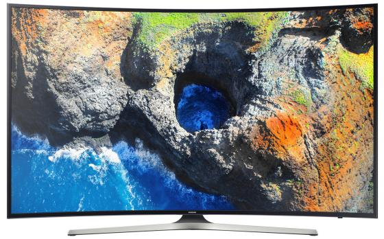 Телевизор LED 55 Samsung UE55MU6300UX черный 3840x2160 100 Гц Wi-Fi Smart TV RJ-45 S/PDIF телевизор led 55 telefunken tf led55s37t2su черный 3840x2160 50 гц smart tv wi fi rj 45