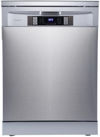 Посудомоечная машина DAEWOO DDW-M1211S серебристый посудомоечная машина daewoo electronics ddw m1411s