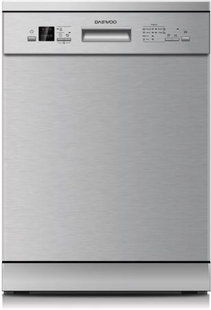 лучшая цена Посудомоечная машина DAEWOO DDW-M1411S серебристый