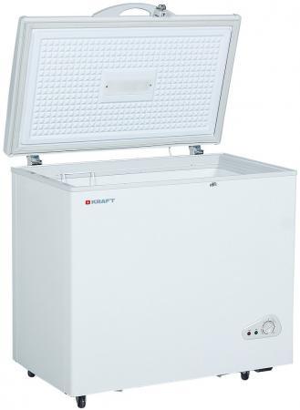 Морозильный ларь Kraft BD(W)-275QX белый