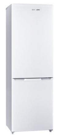 Холодильник SHIVAKI BMR-1701W белый холодильник shivaki bmr 1801w двухкамерный белый