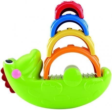 Развивающая игрушка Fisher Price Крокодильчик CDC48