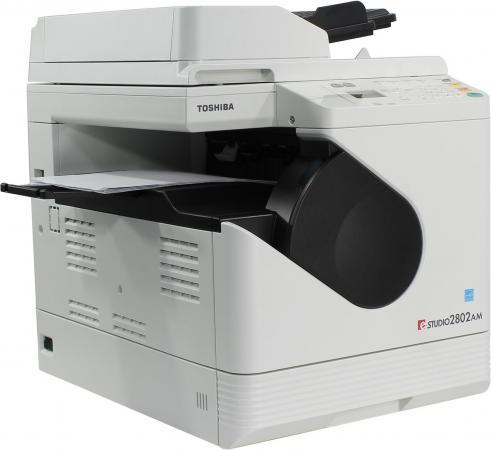 МФУ Toshiba e-STUDIO2802AM ч/б A3 28ppm 2400x600dpi Ethernet USB